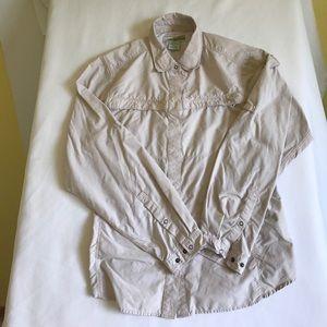 Exofficio Tops - 🌻EXOFFICIO🌻Insect Shield Shirt Medium