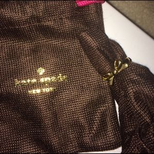 kate spade Jewelry - Kate Spade gold bow ring!