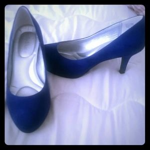 Kelly & Katie Shoes - Blue heels
