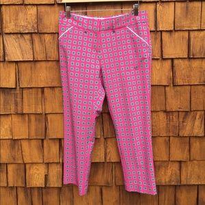 Peter Millar Pants - Peter Miller Cropped Pants
