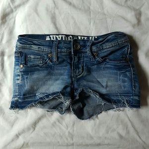 Hydraulic Pants - Cute Embellished Hydraulic Shorts
