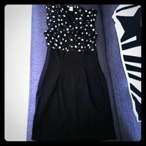 Half & Half Dress