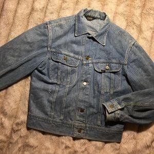 Lee Jackets & Blazers - Vintage Lee Denim x Jean Jacket x Coat