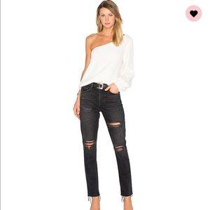 GRLFRND Pants - Grlfrnd karolina high rise jeans Sz 29 Nwt