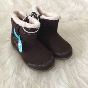 Stride Rite Other - Toddler brown stride rite boots. Stride rite boots