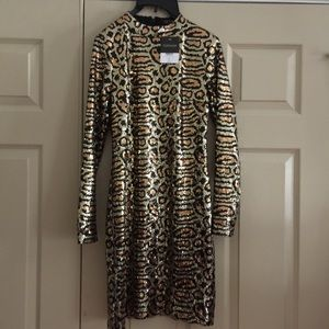 NWT TopShop semi-formal/cocktail/dress Size 6
