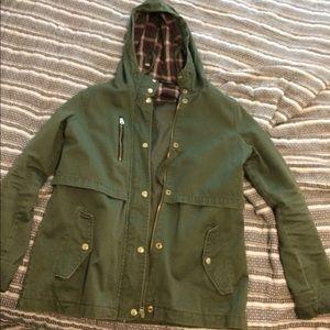 Topshop utility jacket sz 8