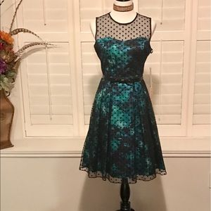 Curvy Couture Dresses & Skirts - Stunning Audrey Hepburn Vintage Style NWT