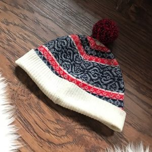 Gant Other - GANT by Michael Bastian Fair Isle Beanie w/ Pom