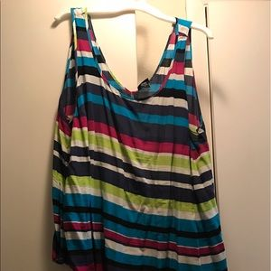 torrid Tops - Multi-color sleeveless shirt