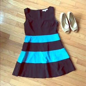 Loft A line dress