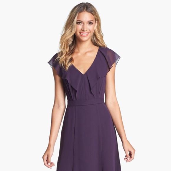 4338c12f2b6 Jenny Yoo Dresses   Skirts - Jenny Yoo  Cecilia  Ruffled Chiffon ...