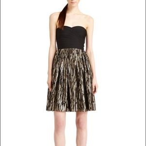 ERIN by Erin Fetherston Dresses & Skirts - • Erin by Erin Fetherston • black & gold dress