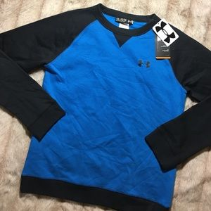 Under Armour Other - Under Armour Crewneck Sweatshirt x Youth x NWOT