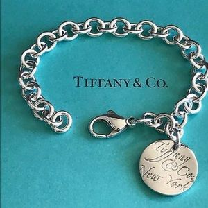 🌹SOLD🌹Auth. Tiffany & Co. Notes Bracelet