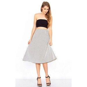 Sugarlips Dresses & Skirts - Sugarlips High Waist Midi Skirt