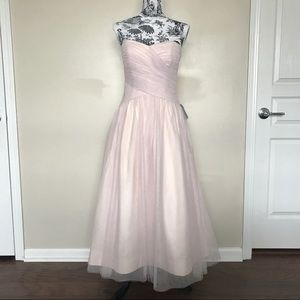 Monique Lhuillier Dresses & Skirts - NWOT Monique Lhuillier Tulle Tea Length Dress