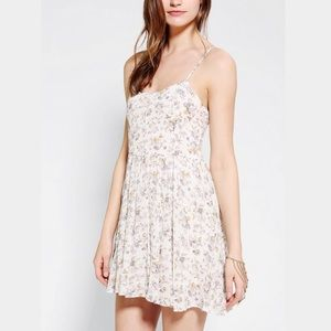 Lucca Couture Dresses & Skirts - Chiffon floral babydoll