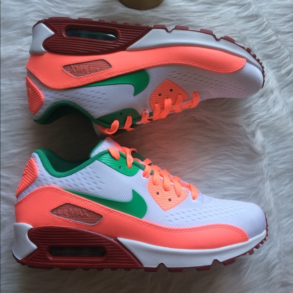 sports shoes bf41c ffc78 NIKE iD AIR MAX 90 WOMENS SHOES CUSTOM SIZE 9.5