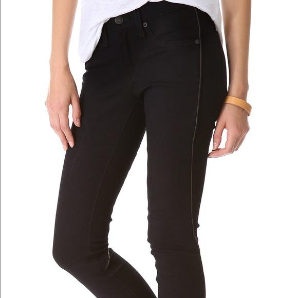 4ebf87f776214 rag & bone Jeans | Rag And Bone The Bomber Legging Jean 24 Midnight ...