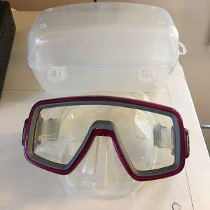 Technisub Other - Technisub girls scuba goggles
