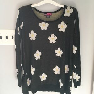 Say What? Sweaters - Say What? Daisy Sweater