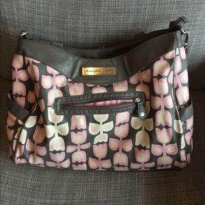 Petunia Pickle Bottom Handbags - Petunia Pickle Bottom Tulip Carry All Diaper Bag