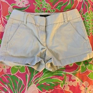 J. Crew Pants - [J. Crew] Khaki Chino Shorts Size 00!