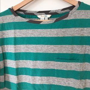 Boden Tops - Boden 3/4 Sleeve Striped Shirt