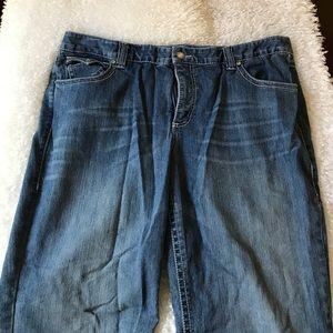 Inc plus size jeans size 18