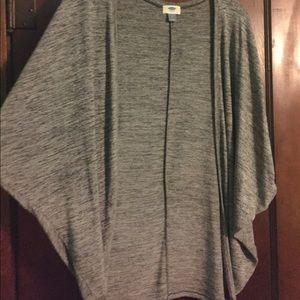 Old navy open front sweater