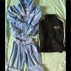 Nike Other - Jordan track suit for toddler size 3T NIKE jacket