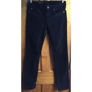 Kut from the Kloth Pants - KUT Diana Skinny Corduroy Pants EUC