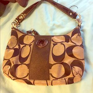 Coach Handbags - Coach small satchel