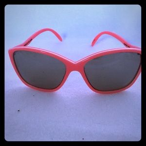 🌺Final Sale🌺 Style Eyes Coral Retro Sunglasses