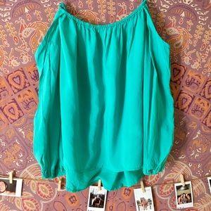Nolah Elan Tops - NWT strapless top! One size
