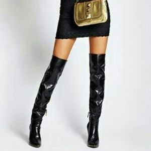 Guess Zonian Over the Knee Boots