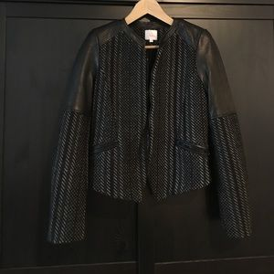 Parker leather jacket NWOT
