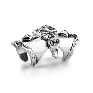 Low Luv x Erin Wasson Jewelry - celeb-loved Low Luv by Erin Wasson silver ring