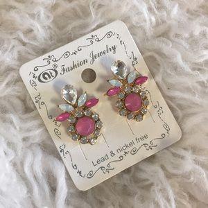 Fashion Jewelry Jewelry - Crystal Fashion Earrings