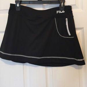 Fila Other - Black Fila running skort. Size medium