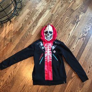 Tony Hawk Other - Boy's Tony Hawk hoodie jacket size M NWOT