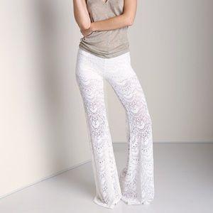 Nightcap Pants - Nightcap Spanish Fan Lace Pant