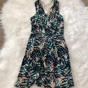 Greylin Dresses & Skirts - Tropical Rainforest 🌴Silky Pocket Dress