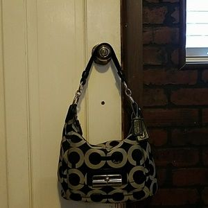 Coach Signature Hobo Satchel