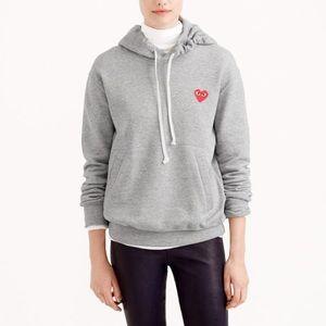 Comme des Garcons Jackets & Blazers - Comme des garçon pullover hoodie (Size : S)