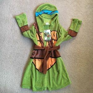 Nickelodeon Other - Ninja Turtle 🐢 Bath Robe
