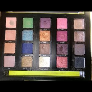 Urban Decay Makeup - Urban Decay Vice 3 limited edition pallet!