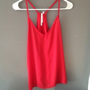 Nordstrom Tops - Red Blouse