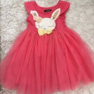 Zunie Other - Zunie toddler bunny dress.